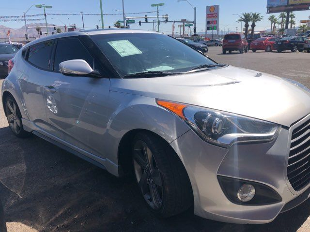 2015 Hyundai Veloster Turbo CAR PROS AUTO CENTER (702) 405-9905 Las Vegas, Nevada 4