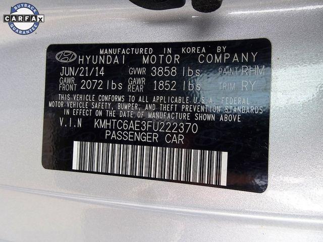 2015 Hyundai Veloster Turbo Madison, NC 44