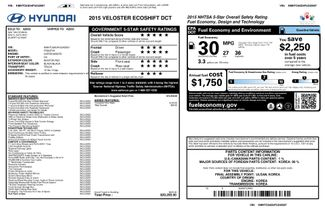 2015 Hyundai Veloster 3 MONTH/3,000 MILE NATIONAL POWERTRAIN WARRANTY Mesa, Arizona 21