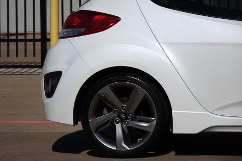 2015 Hyundai Veloster Turbo* BU Cam* Nav* Sunroof* Auto* EZ Finance** | Plano, TX | Carrick's Autos in Plano, TX