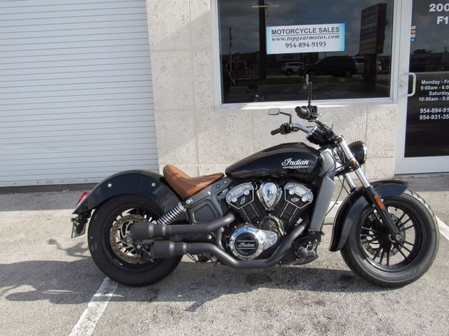 2015 Indian Scout Base