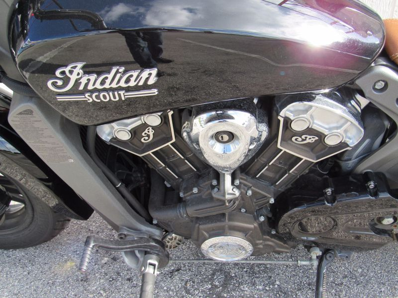 2015 Indian Scout  Base  city Florida  Top Gear Inc  in Dania Beach, Florida