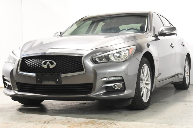 2015 Infiniti Q50 Premium w/ Nav & Heated Seats