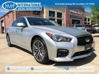 2015 Infiniti Q50 Sport *ONE OWNER* in Carrollton, TX 75006