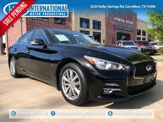 2015 Infiniti Q50 ONE OWNER in Carrollton, TX 75006