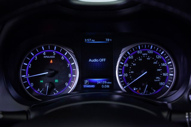 2015 Infiniti Q50 Sport With Many Upgrades in Addison, TX 75001
