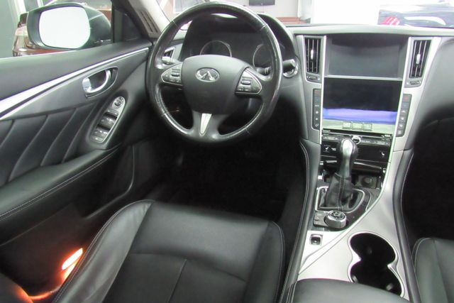 2015 Infiniti Q50 Premium Chicago, Illinois 12