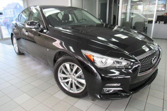 2015 Infiniti Q50 Premium Chicago, Illinois 0