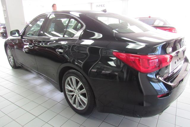 2015 Infiniti Q50 Premium Chicago, Illinois 3