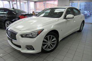 2015 Infiniti Q50 Premium Chicago, Illinois 2