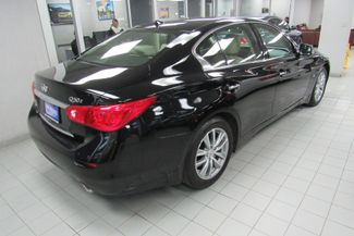 2015 Infiniti Q50 Chicago, Illinois 4
