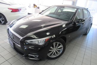 2015 Infiniti Q50 Premium Chicago, Illinois 4