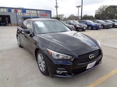 2015 Infiniti Q50 Premium in Houston