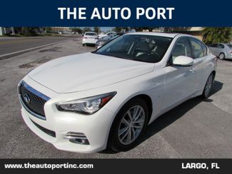2015 Infiniti Q50 in Largo, Florida 33773