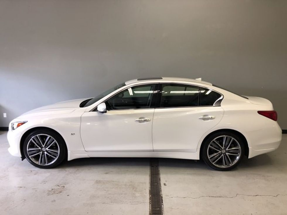 2017 Infiniti Q50 Awd Deluxe Touring Technology Pkg In Utah 84041