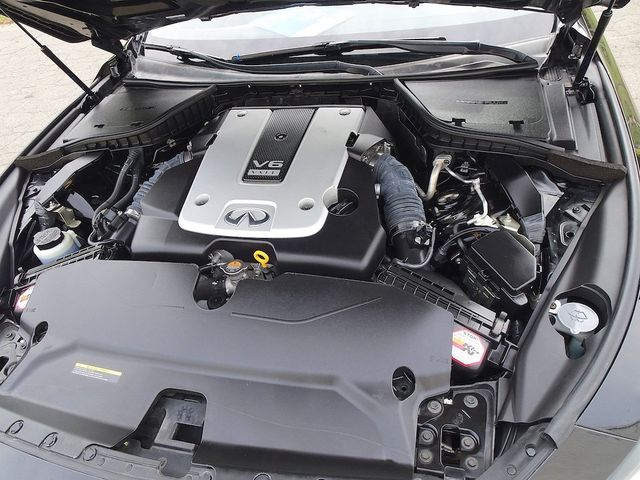 2015 Infiniti Q50 Premium Madison, NC 50