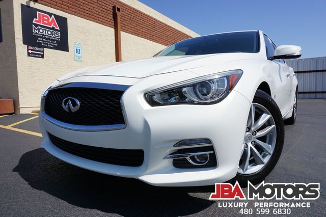 2015 Infiniti Q50 Premium Package Sedan with Navigation