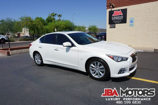 2015 Infiniti Q50 Premium Package Sedan with Navigation in Mesa, AZ 85202