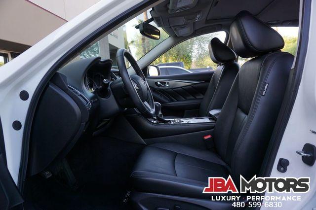 2015 Infiniti Q50 Premium Package Sedan with Navigation in Mesa, AZ 85202