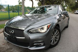2015 Infiniti Q50 3.7 V6 in Miami, FL 33142