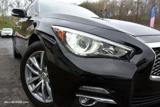 2015 Infiniti Q50 4dr Sdn Premium AWD Waterbury, Connecticut 10