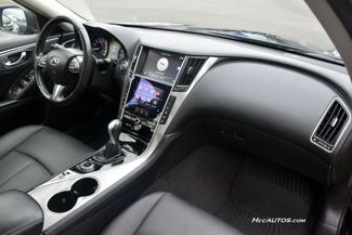 2015 Infiniti Q50 4dr Sdn Premium AWD Waterbury, Connecticut 17