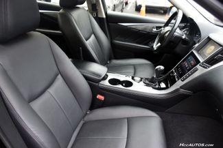 2015 Infiniti Q50 4dr Sdn Premium AWD Waterbury, Connecticut 18