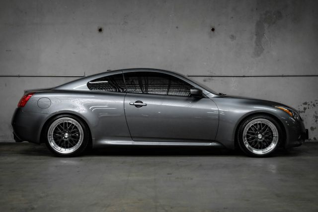 2015 Infiniti Q60 Coupe Journey Bagged w/ upgrades in Addison, TX 75001