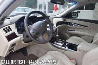 2015 Infiniti Q70L 4dr Sdn V6 AWD Waterbury, Connecticut 10