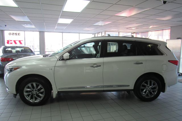 2015 Infiniti QX60 Chicago, Illinois 7