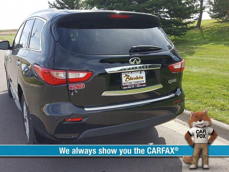 2015 Infiniti QX60 4d SUV AWD  city MT  Bleskin Motor Company   in Great Falls, MT
