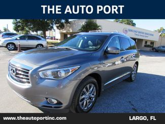 2015 Infiniti QX60 W/NAVI in Largo, Florida 33773