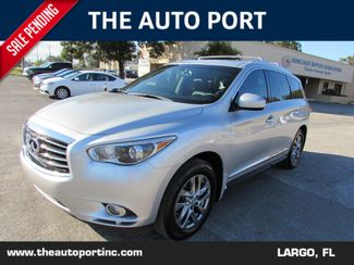 2015 Infiniti QX60 AWD in Largo, Florida 33773