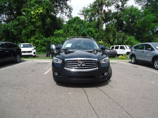 2015 Infiniti QX60 DELUXE TOURING. THEATER PKG PANORAMIC SEFFNER, Florida 11