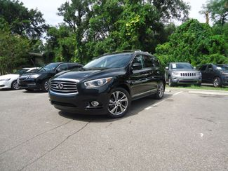 2015 Infiniti QX60 DELUXE TOURING. THEATER PKG PANORAMIC SEFFNER, Florida 7
