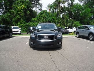 2015 Infiniti QX60 DELUXE TOURING. THEATER PKG PANORAMIC SEFFNER, Florida 8
