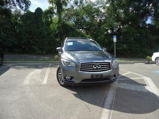 2015 Infiniti QX60 AWD SEFFNER, Florida 10
