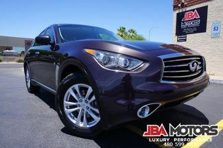 2015 Infiniti QX70 SUV ~ 1 Owner Clean CarFax Arizona Car in Mesa, AZ 85202