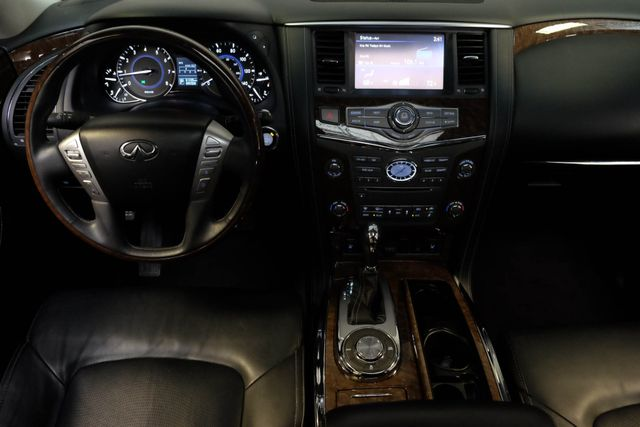 2015 Infiniti QX80 in Addison, TX 75001