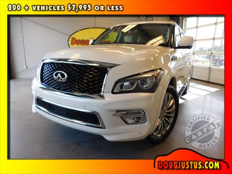 2015 Infiniti QX80  in Airport Motor Mile ( Metro Knoxville ), TN