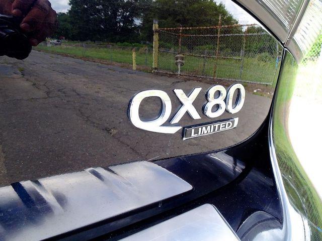 2015 Infiniti QX80 Limited Madison, NC 13