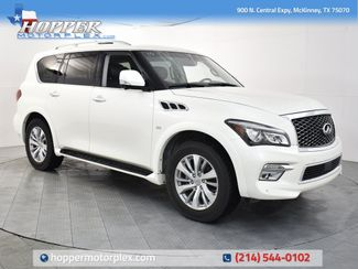 2015 Infiniti QX80 Base in McKinney, Texas 75070