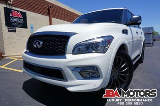 2015 Infiniti QX80 4WD QX 80 SUV ~ LIMITED PKG Theater Driver Assist in Mesa, AZ 85202