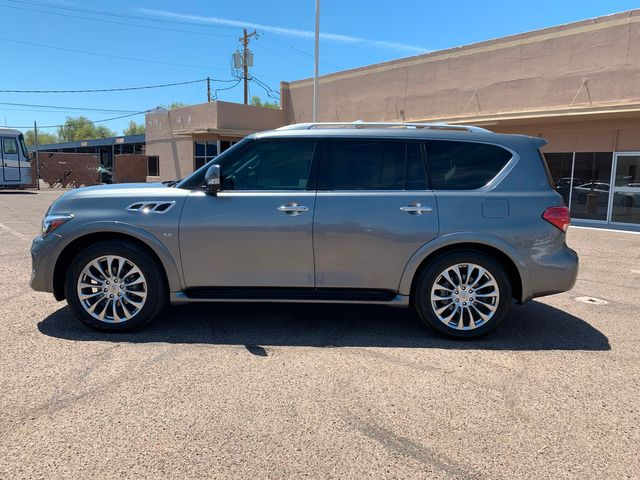 2015 Infiniti QX80 3 MONTH/3,000 MILE NATIONAL POWERTRAIN WARRANTY Mesa, Arizona 1