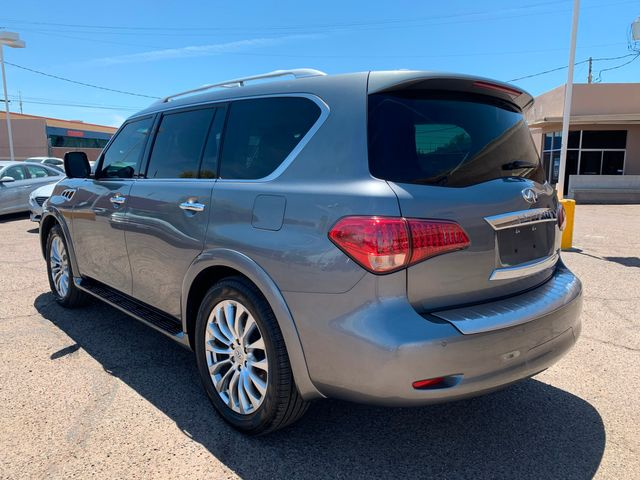 2015 Infiniti QX80 3 MONTH/3,000 MILE NATIONAL POWERTRAIN WARRANTY Mesa, Arizona 2