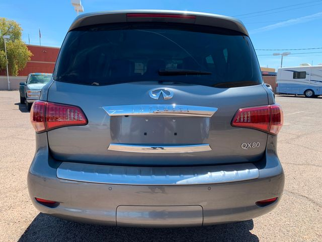 2015 Infiniti QX80 3 MONTH/3,000 MILE NATIONAL POWERTRAIN WARRANTY Mesa, Arizona 3