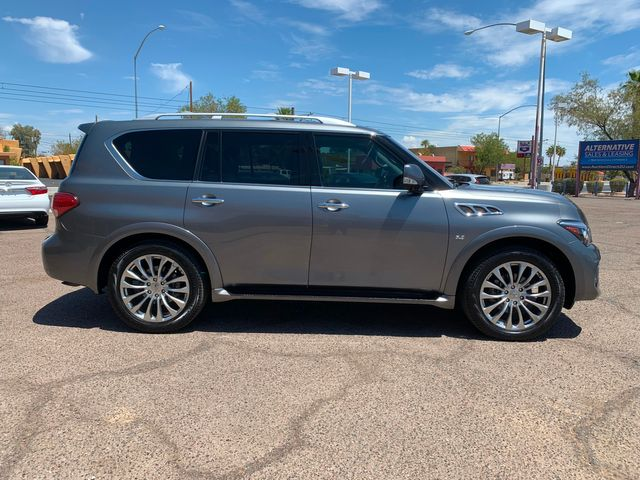 2015 Infiniti QX80 3 MONTH/3,000 MILE NATIONAL POWERTRAIN WARRANTY Mesa, Arizona 5