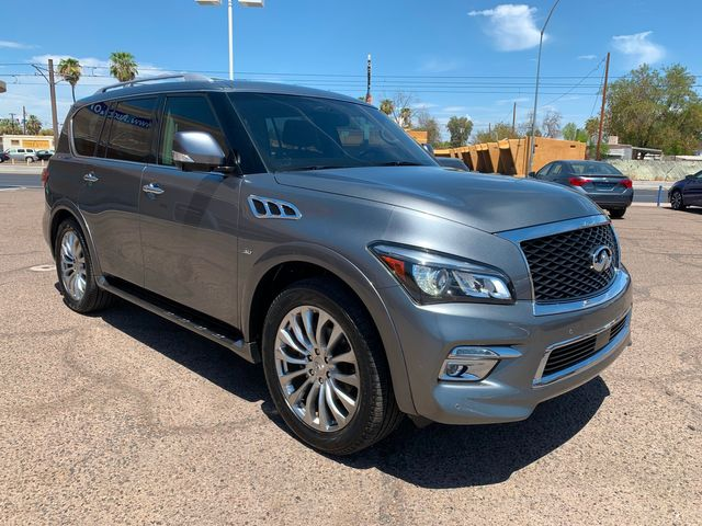 2015 Infiniti QX80 3 MONTH/3,000 MILE NATIONAL POWERTRAIN WARRANTY Mesa, Arizona 6