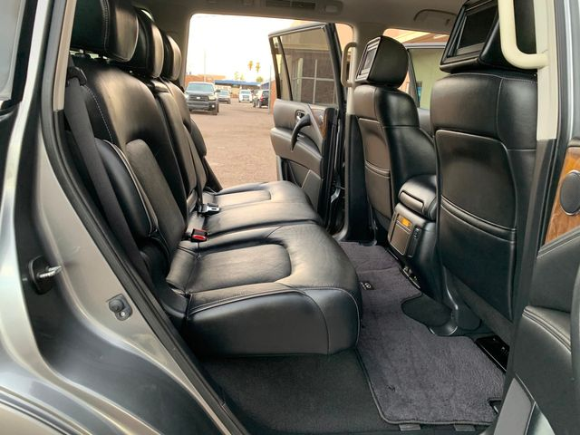 2015 Infiniti QX80 3 MONTH/3,000 MILE NATIONAL POWERTRAIN WARRANTY Mesa, Arizona 15