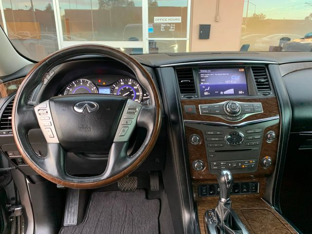 2015 Infiniti QX80 3 MONTH/3,000 MILE NATIONAL POWERTRAIN WARRANTY Mesa, Arizona 17